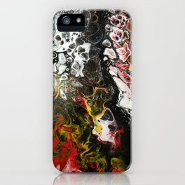 Ghoulish iPhone Case