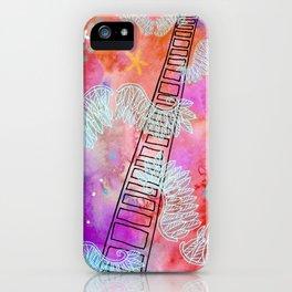 Dreamer's ladder iPhone Case