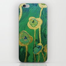 Lotus Blossoms in the Swamp iPhone & iPod Skin