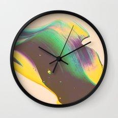 >untitled< Wall Clock