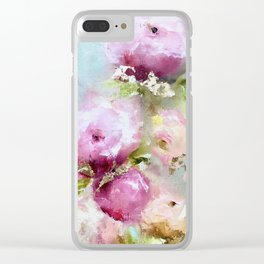 To Be Honest Clear iPhone Case