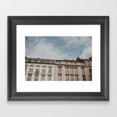 Bieres Mousel Framed Art Print