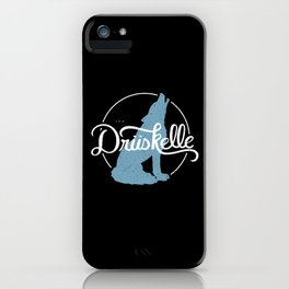 The Drüskelle iPhone Case