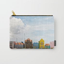Colorful houses Willemstad Carry-All Pouch