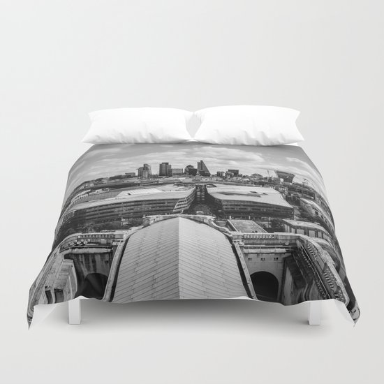 The City of London Duvet Cover