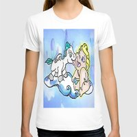 hercules T-shirts featuring baby Hercules and Pegasus by grapeloverarts