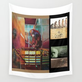 reflexion Wall Tapestry