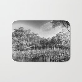 The Bulrush Pond Bath Mat