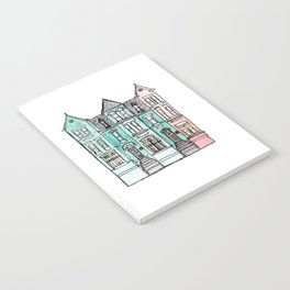 DC Row House No. 2 II U Street Notebook