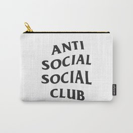 Anti social social club new 2018 style Carry-All Pouch