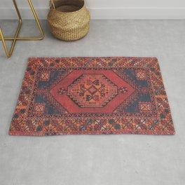 N193 - Berber Oriental Traditional Moroccan Style  Rug