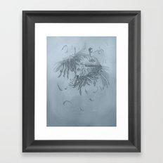 Bewilderment Framed Art Print