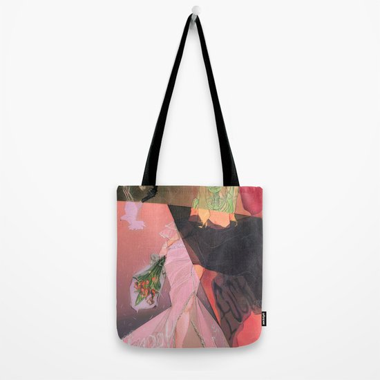 Kill, F-CK, Marry Tote Bag