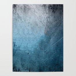 Freeze dirt plate Poster