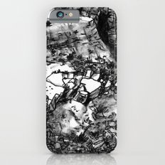 Desert_rocks iPhone 6s Slim Case