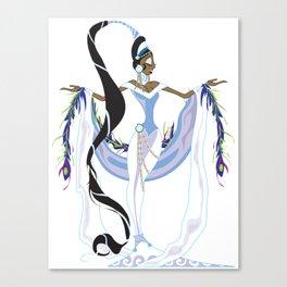 Yemaya Divina Canvas Print
