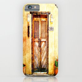 Romance of New Mexico iPhone Case