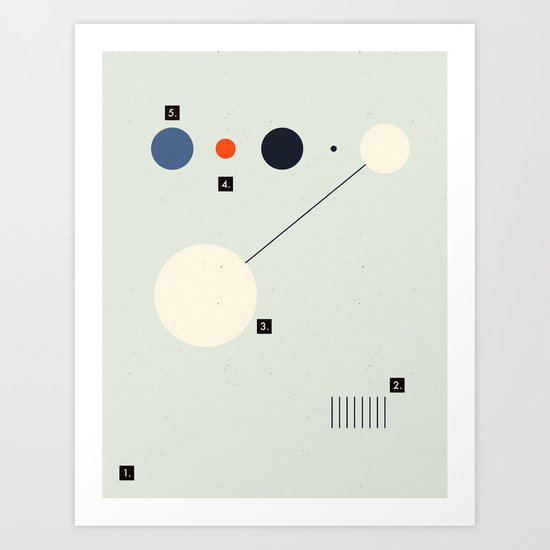Coloradore 007 Art Print