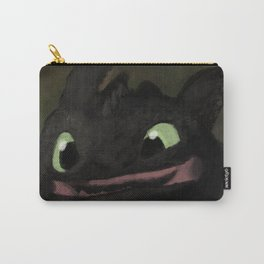 Toothless Grin Carry-All Pouch