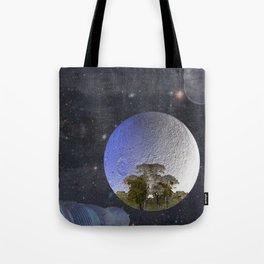 'Faint indeterminate glimpses... Tote Bag