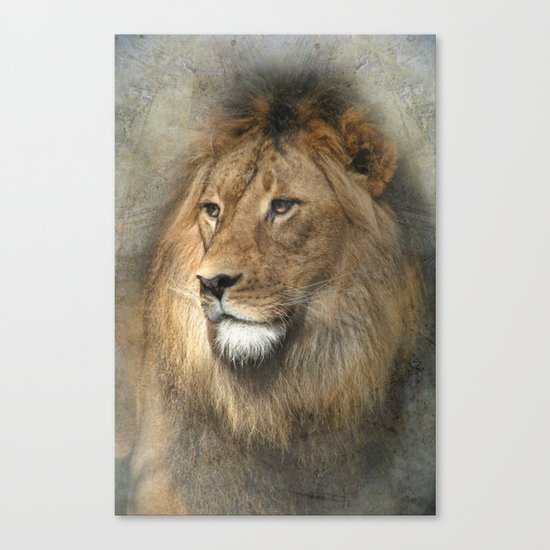 African Dreaming Canvas Print