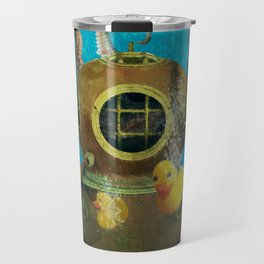 submerged Travel Mug