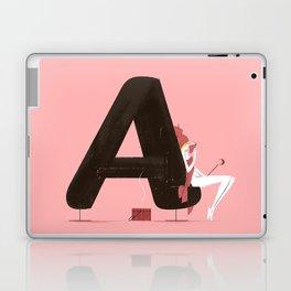 Agathe & Sauna Laptop & iPad Skin