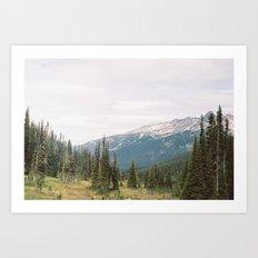 British Columbia II Art Print