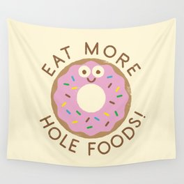 Do's and Donuts Wall Tapestry