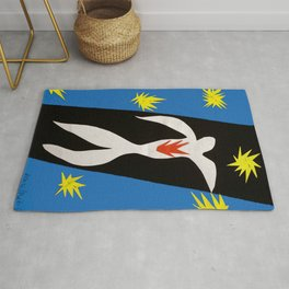 The Fall of Icarus, Henri Matisse Rug