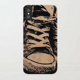Ramones Shoes iPhone Case