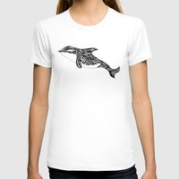 orca T-shirts featuring Orca by Kate Shea