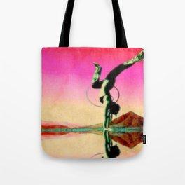 Desert Times Tote Bag