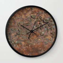 Crinkle Wall Clock