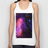 nebula Tank Tops featuring NebUla. by 2sweet4words Designs