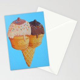 Sugar Tits Stationery Cards