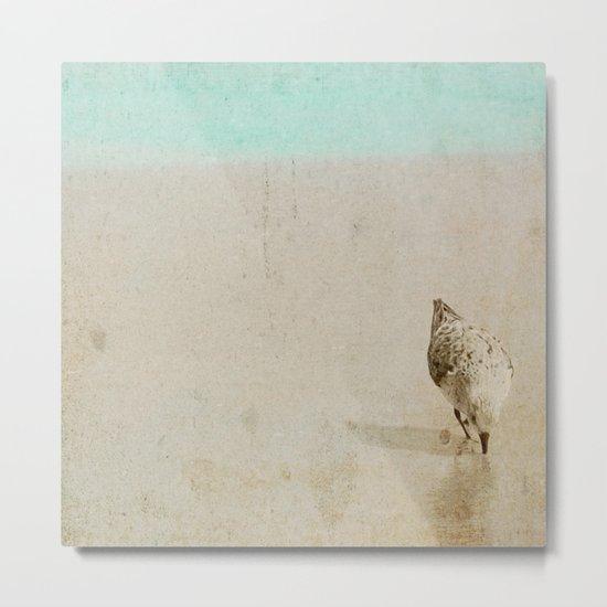 Sandpiper Metal Print