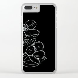 Geronimo. Clear iPhone Case