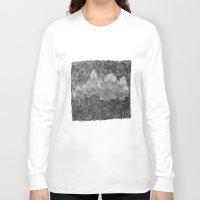 return Long Sleeve T-shirts featuring return 2 by Barbara R.