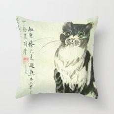 enlightment Throw Pillow