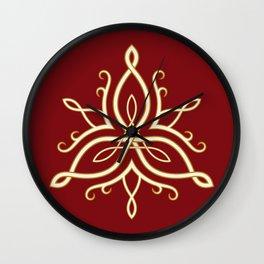 Naur Loth Wall Clock