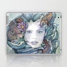 Cyan Laptop & iPad Skin