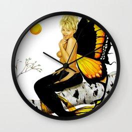 La Bella Wall Clock