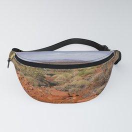 Flinders Ranges Desert landscape Fanny Pack