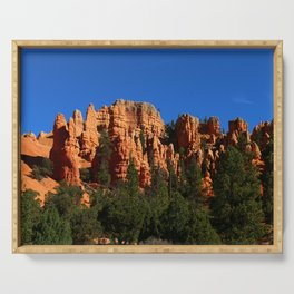 Dixie Forest Hoodoos Serving Tray
