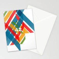 42 Stationery Cards