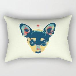 Pet Thoughts Rectangular Pillow