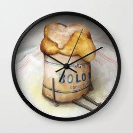 Bolo de Arroz - The Loner Wall Clock
