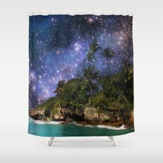 The Ultimate Canvas  Shower Curtain