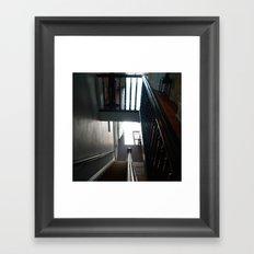 #HEMMINGWAY HOUSE KEY WEST USA Framed Art Print